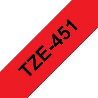 TZe-Bänder für die P-Touch-Prägegeräte