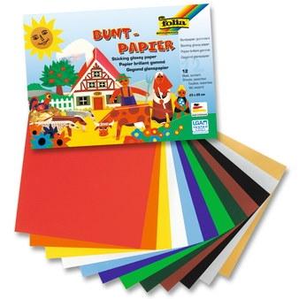 Bastelpapier, -karton