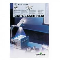 Kopier- & S/W-Laser Folie A4