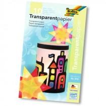 Transparentpapier-Mappe