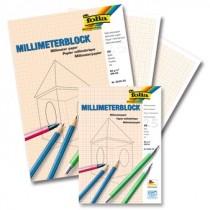 Millimeterpapierblock
