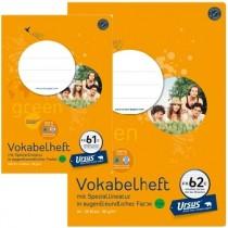 Ursus® Green Vokabelhefte