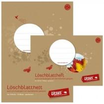 Ursus® Green Löschblattheft