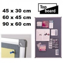 Textil-Pinnboard - Aktion!