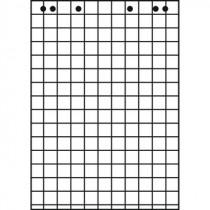 Flipchart Block mit 20 Blatt