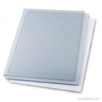 Hartfolien-Deckblätter