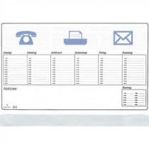 Papier-Schreibunterlagen