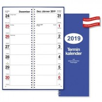 Spiralisierte Buchkalender