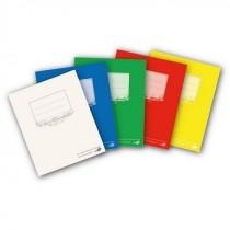 Papier-Heftschoner Quart, gedeckt