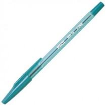 Büro-Kugelschreiber mit Kappe