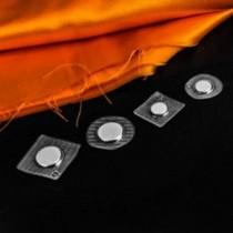 Magnete zum Einnähen in Textilien