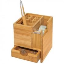 Bambus Tischorganizer
