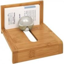 Bambus Visitkartenhalter